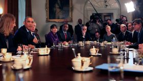 USA - President Barack Obama meets with Cabinet