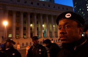 USA - New York City - Anti-Police Brutality Rally