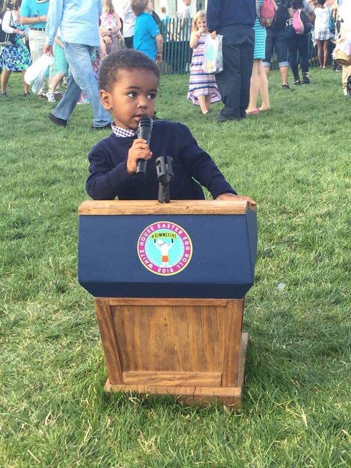 2015 White House Easter Egg Roll