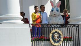 President Obama hosts Annual Easter Egg Roll.