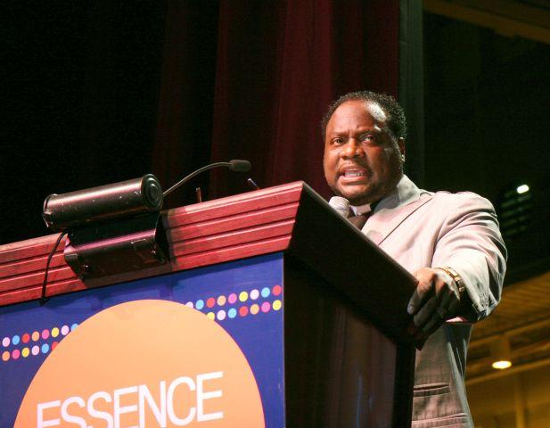 2007 Essence Music Festival - Day 1