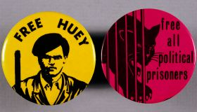 Black Panther Party Buttons