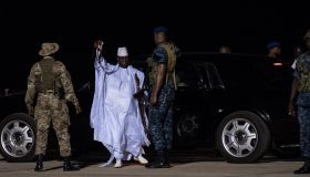 Gambia's Long Term Leader Leaves The Country After 22 Year Rule