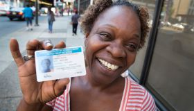 Philadelphia residents spend hours at the Pennsylvania Department of Transportation to get their Voter IDs.