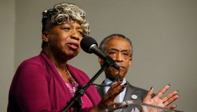 Sharpton And Eric Garner Family Members Discuss Plans For National March