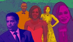 Black Hollywood Now Illustration
