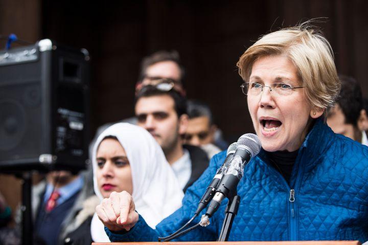 Boston Protests President Trump's Immigration Order