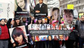 Say Her Name Protest March