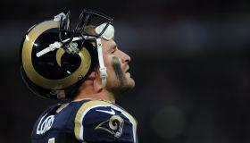 American Football - NFL - International Series London Game 6 - New England Patriots v St Louis Rams