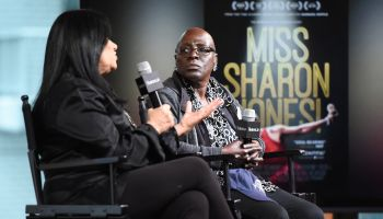 AOL Build Presents Sharon Jones And Barbara Kopple Discussing The Documentary 'Miss Sharon Jones!'