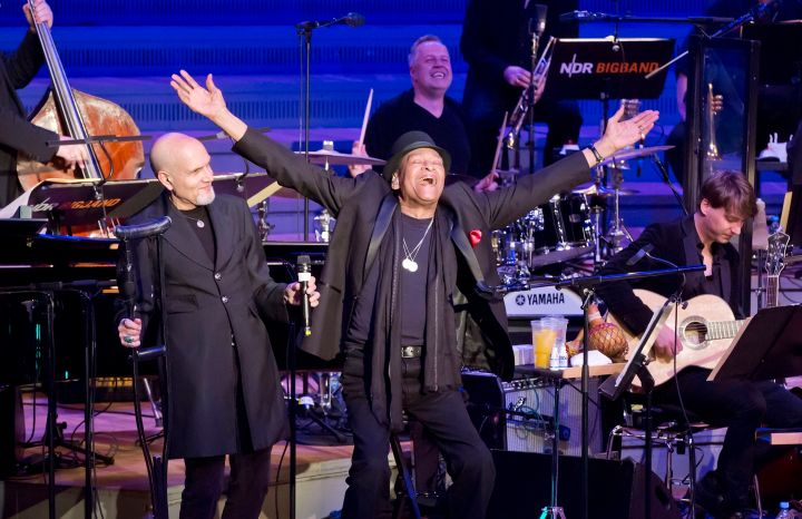 Al Jarreau Performs In Berlin