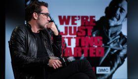 Build Presents Jeffrey Dean Morgan Discussing 'The Walking Dead'
