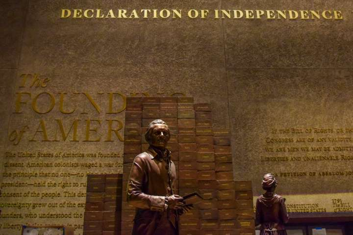 The National Museum of African American History and Culture, NMAAHC