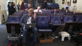 Reporters From Multiple News Organizations Blocked From An Off-Camera White House Press Briefing