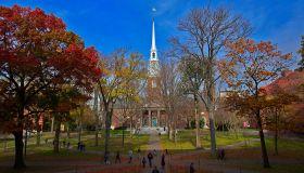 Harvard University, Cambridge, Massachussetts, Usa