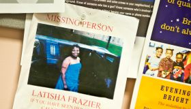Caroline Frazier's daughter went missing August 2 and has not been seen since. She's now raising her granddaughter Diamond, 3, in transitional housing