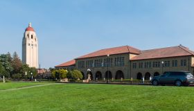 The Main Quadrangle of Stanford University