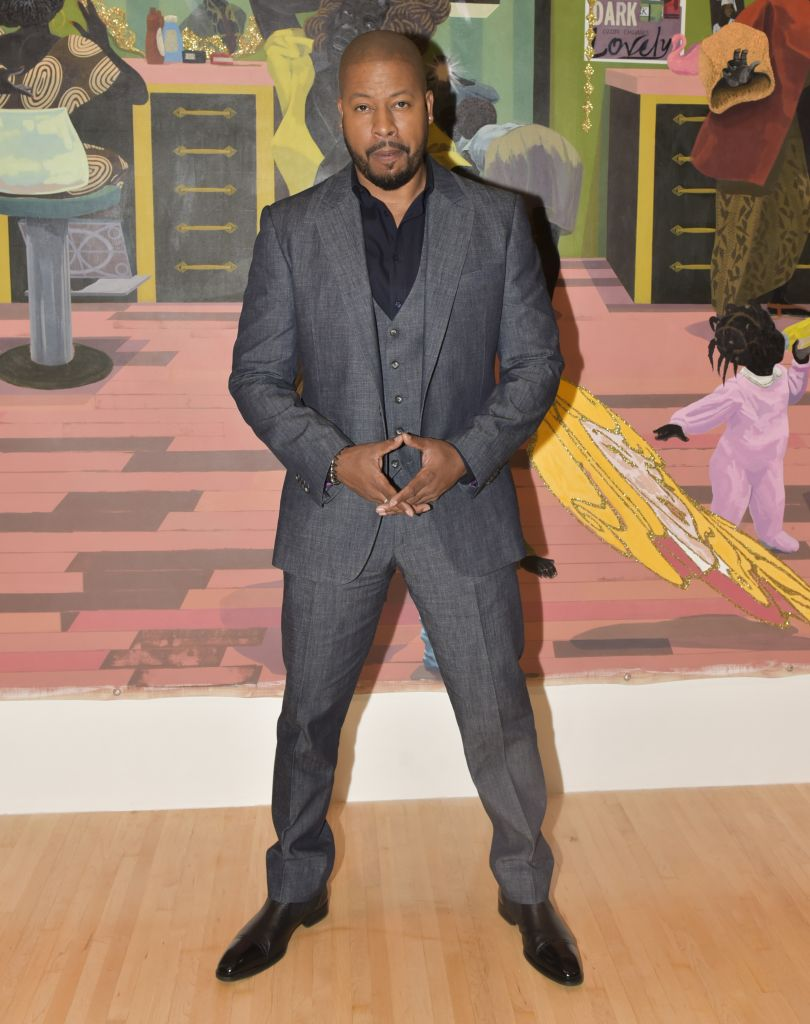 MOCA's Leadership Circle and Members' Opening of Kerry James Marshall: Mastry - Arrivals