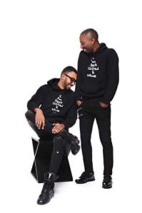 Guy Anthony and George Johnson Founders Of Black, Gifted and Whole