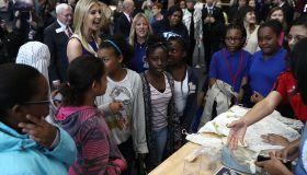 Education Secretary Betsy DeVos Discusses Importance Of STEM Education
