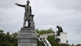 New Orleans Prepares To Remove More Civil War Monuments