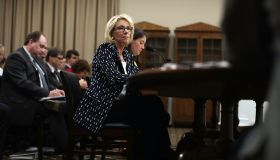 Education Secretary Betsy DeVos Testifies To House Appropriations Committee On Education Dept. Budget