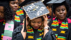 Harvard Black Commencement