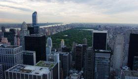 Manhattan & Central Park from Top of the Rock