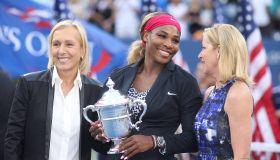 Tennis. US Open. New York