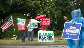 Voters Go To Polls In Tight Georgia 6th District Congressional Race