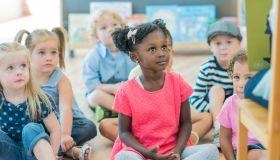 Children Being Read To