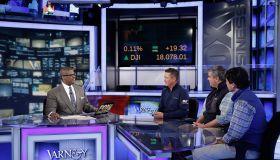 Jason Dufner Visits Fox Business Network
