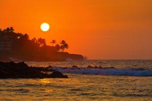 Hawaiian Sunrise at Poipu Beach Kauai