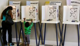 California Turns out to Vote