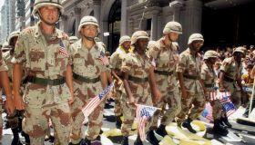 25th anniversary of the Gulf War