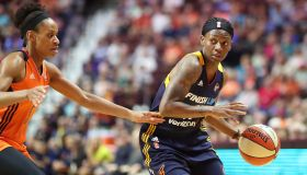 Connecticut Sun Vs Indiana Fever