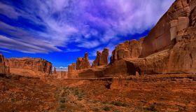 Utah Canyon & desert