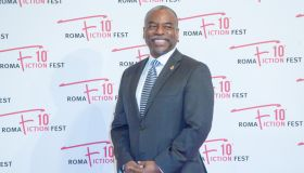 LeVar Burton during the Second Day for Roma Fiction Fest 10...