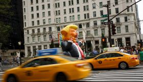President Trump To Return To Trump Tower In New York City For First Time Since Taking Office
