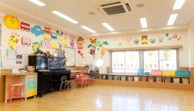 Room of Day-care Center for Children