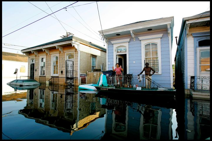 USA - Hurricane Katrina - Aftermath