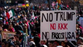 Protestors March During Wisconsin's Day Without Latins, Immigrants, and Refugees