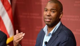 Author Ta-Nehisi Coates At Harvard
