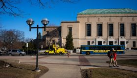 Horace H. Rackham Building At The University Of Michigan
