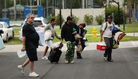 Massive Hurricane Irma Bears Down On Florida