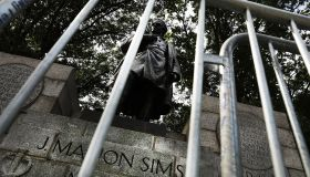 New York City Council Speaker Calls For Review Of Two City Statues, The Dr. J. Marion Sims And The Columbus Statue