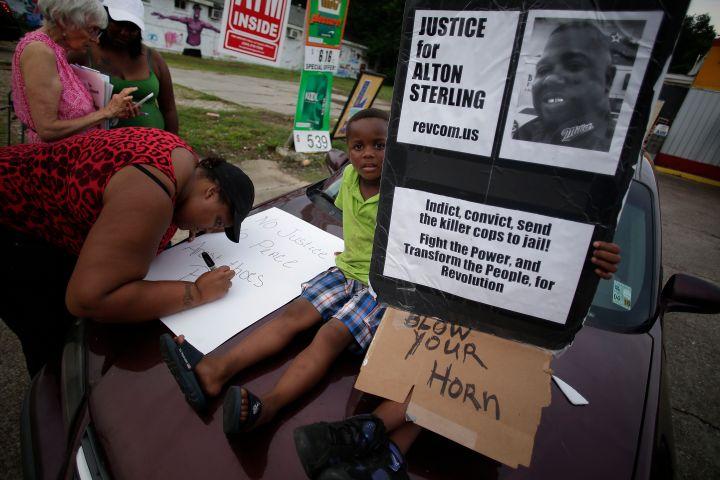 Alton Sterling, 37