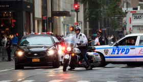 New York City Prepares For UN General Assembly