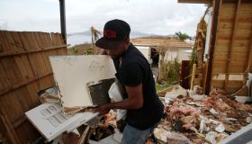 Hurricane Irma Aftermath On St. John