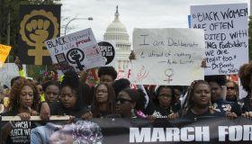 US-POLITICS-RACISM-MARCH-DEMO
